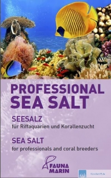 Fauna Marin Professional Sea Salt - 25kg Bucket