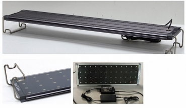 Aquaperfekt LPS-Reeflight LED 600 mm, Schwarz, 144 Watt 4 Kanal