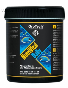 Grotech NutriVital Daily 2 - 6mm ab 285ml