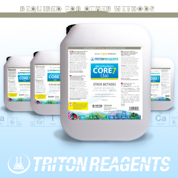 Trion CORE 7 Reef Supplements 4 x 5 Liter