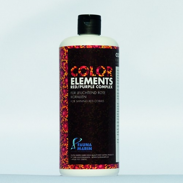 Color Elements Red Purple Complex 250ml