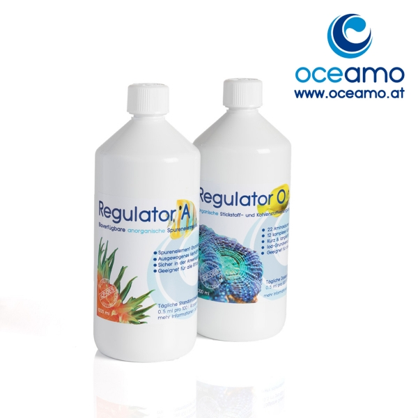 Oceamo Regulator A und O Starterpack je 1000ml
